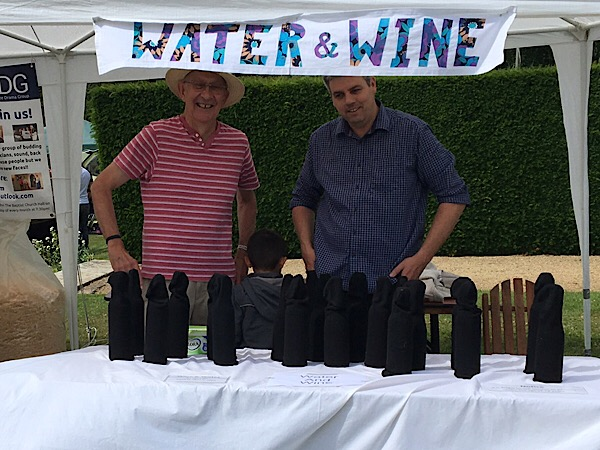 Water and wine 2017
